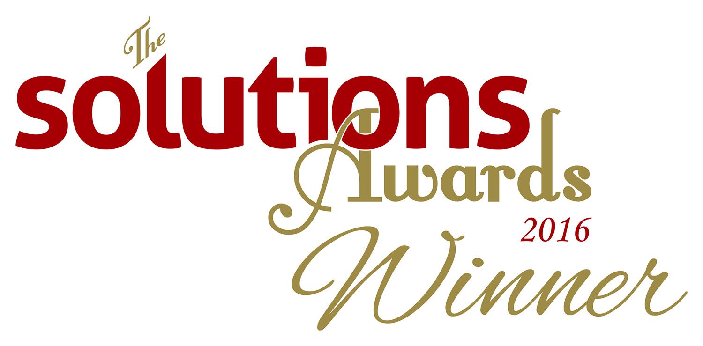 Solutions Awards Logo 2