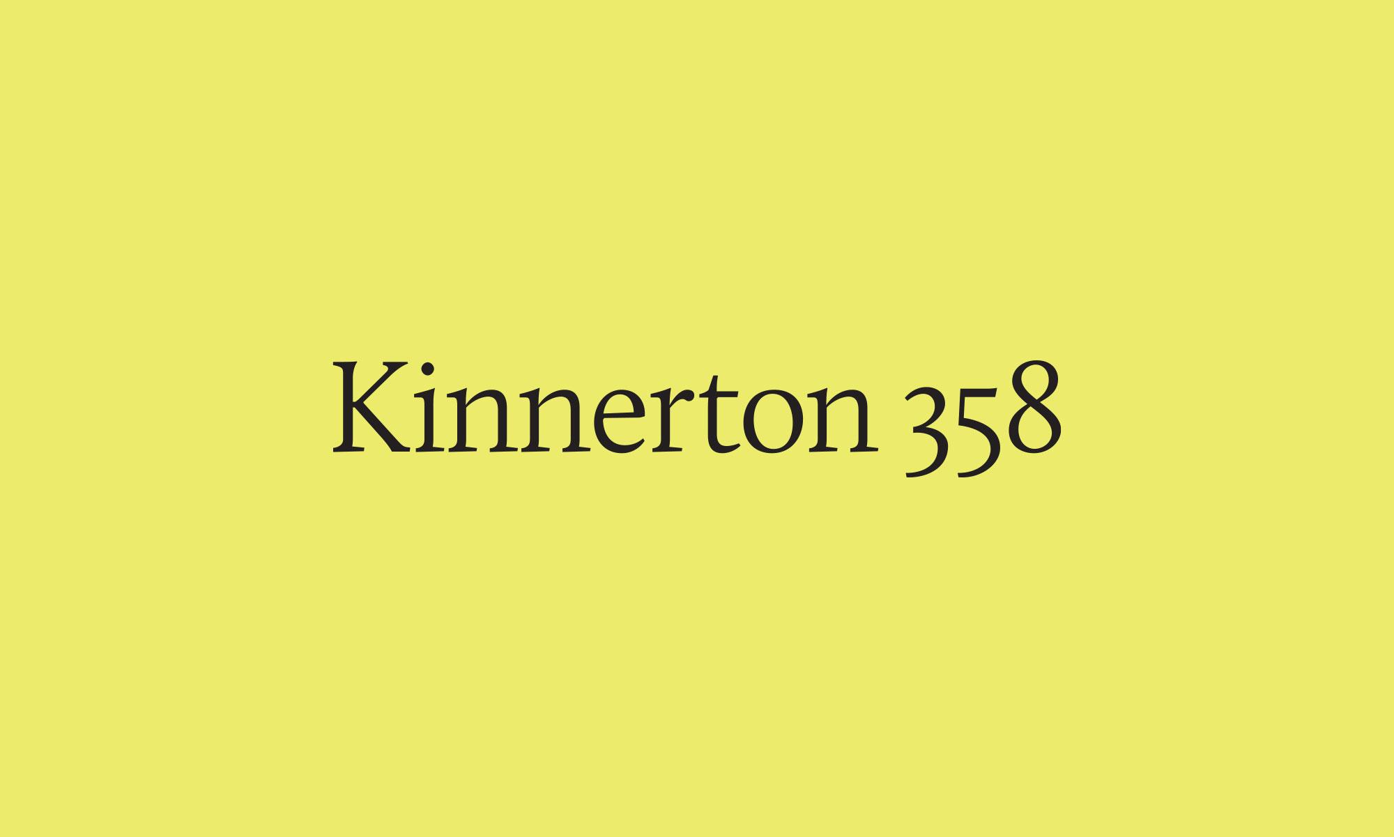 Kinnerton 358