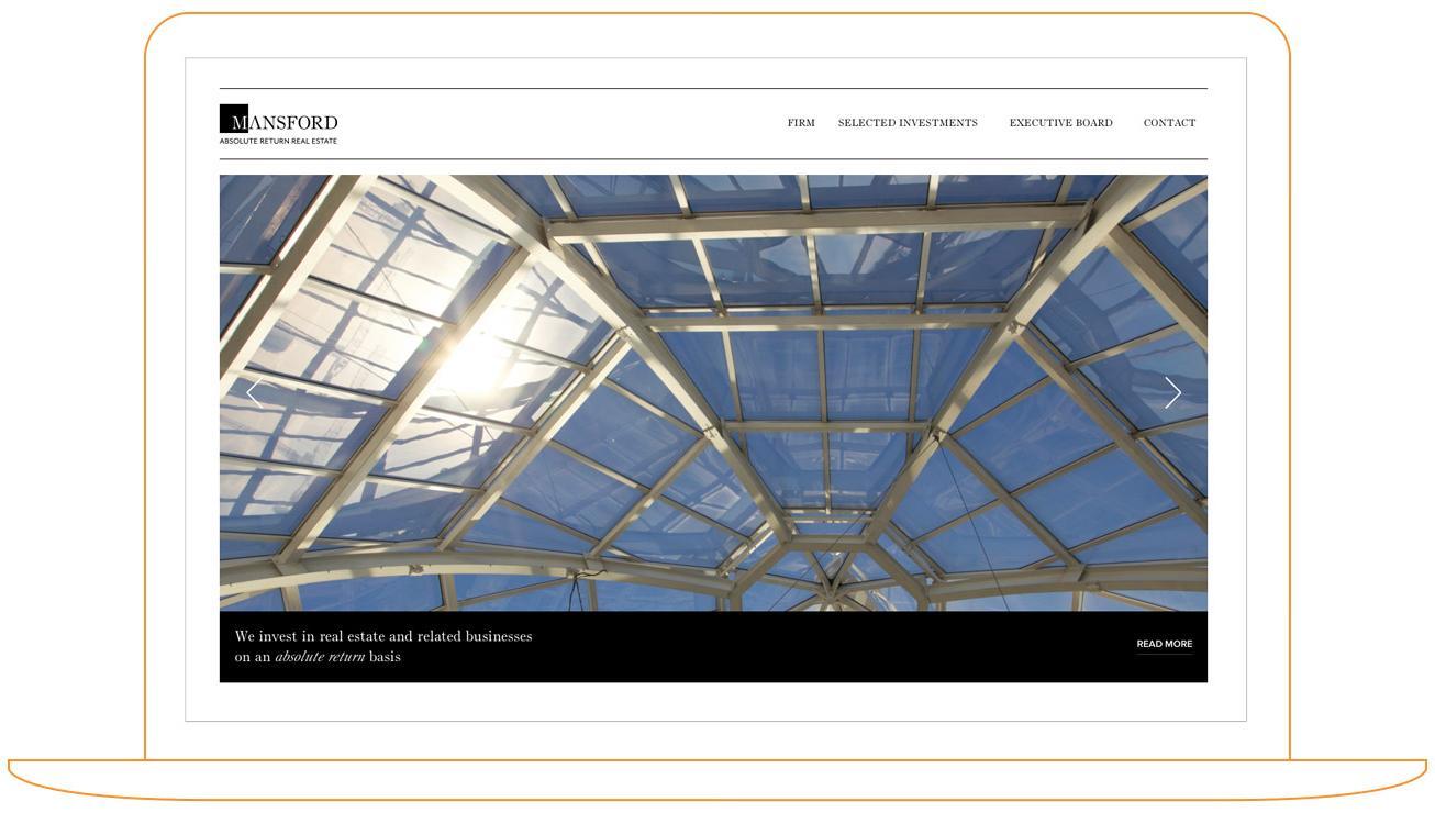 mansford-financial-services-web-design