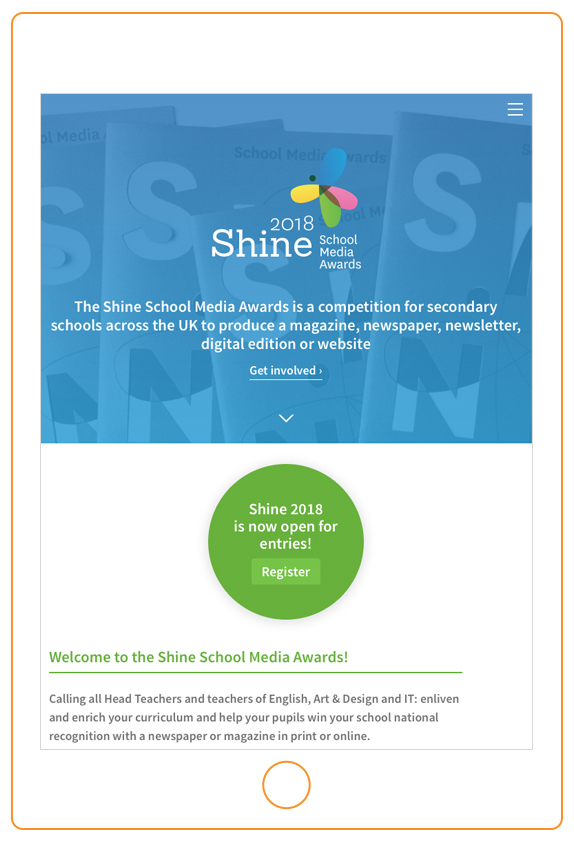 Shine School Media Awards