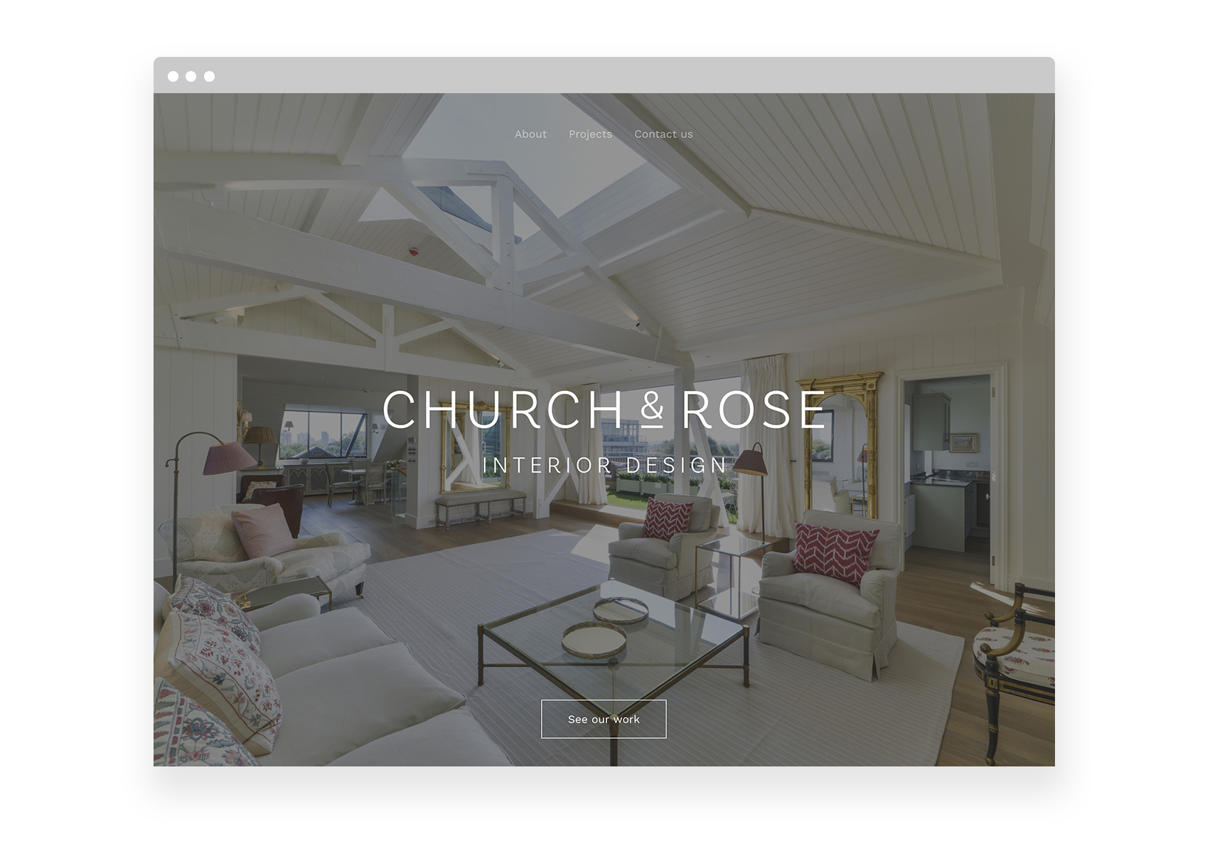 User Experience For Interior Design Websites Richard Chapman Studio